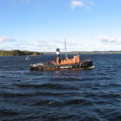 S/s Näsijärvi II tuotteet